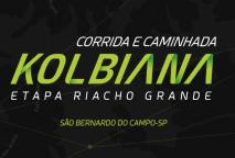 CORRIDA E CAMINHADA KOLBIANA – ETAPA RIACHO GRANDE