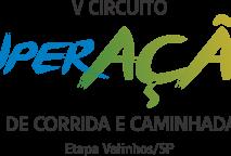 V CIRCUITO SUPER-AÇÃO DE CORRIDA E CAMINHADA
