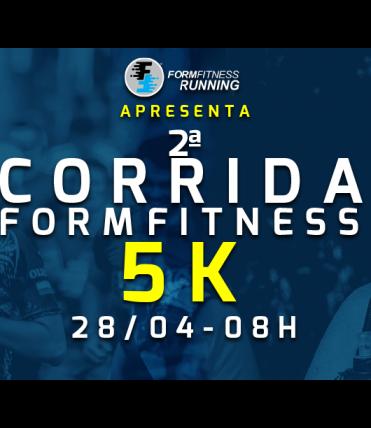 2ª Corrida Form Fitness 5k