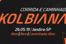 CORRIDA E CAMINHADA KOLBIANA – ETAPA JANDIRA