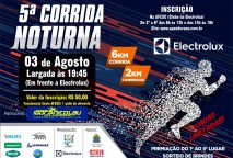 5ª CORRIDA NOTURNA ELECTROLUX