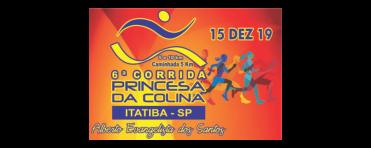 6ª Corrida Princesa da Colina Itatiba