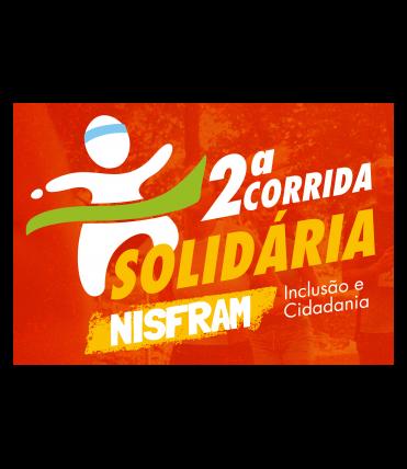 2ª CORRIDA SOLIDÁRIA NISFRAM