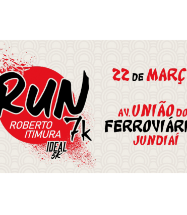 RUN 7K ROBERTO ITIMURA + IDEAL5K