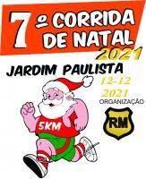 7ª CORRIDA SOLIDÁRIA DE NATAL