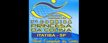 7ª Corrida Princesa da Colina – Itatiba